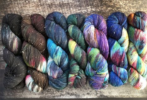 Galaxy Collection Full Skein Set